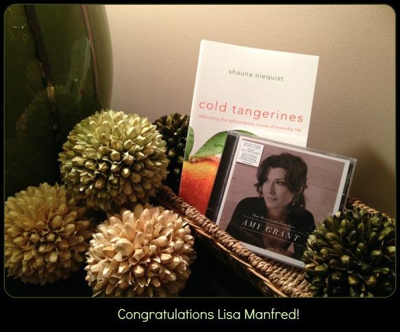 Congratulations Lisa